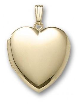 Medaljon Påvalset Guld