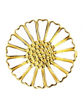Marguerit broche 18mm