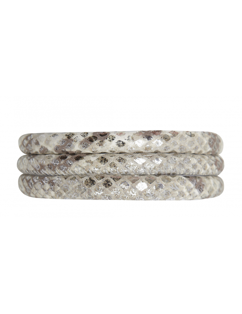 Cord, 70 cm, SNAKE, Leather
