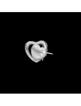 2-Hearts, silver