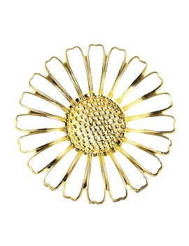 Marguerit broche 36mm