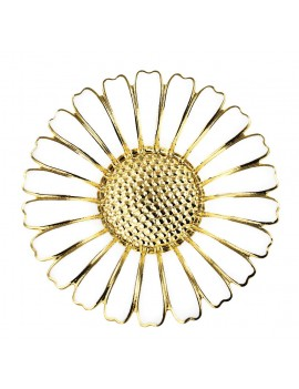 Marguerit broche 43mm
