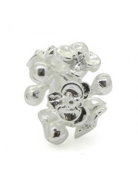Isabella Charm - Silver 10003