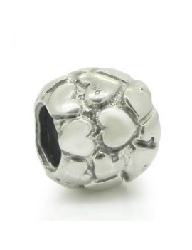Isabella Charm - Silver 10051