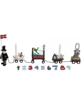 H.C. Andersen fødselsdagstog, dreng