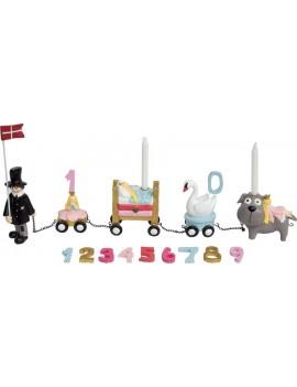 H.C. Andersen fødselsdagstog, pige