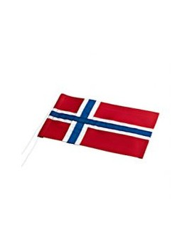 Norsk stutflag 30 cm