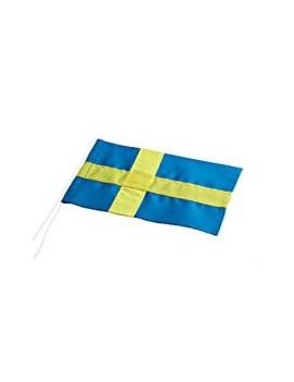 Svensk stutflag 30 cm 7,5x11