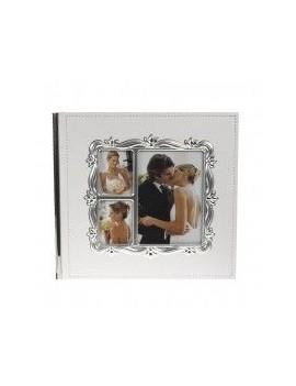 Fotoalbum bryllup beige
