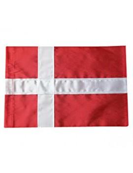 Dannebrog stutflag 40 cm...