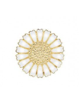 Marguerit broche 25 mm