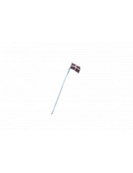 NÅL MED DANSK FLAG...