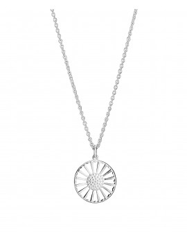 COLLIER BLOMST SILHUET 20MM...
