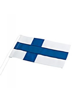 Finsk stutflag 30 cm