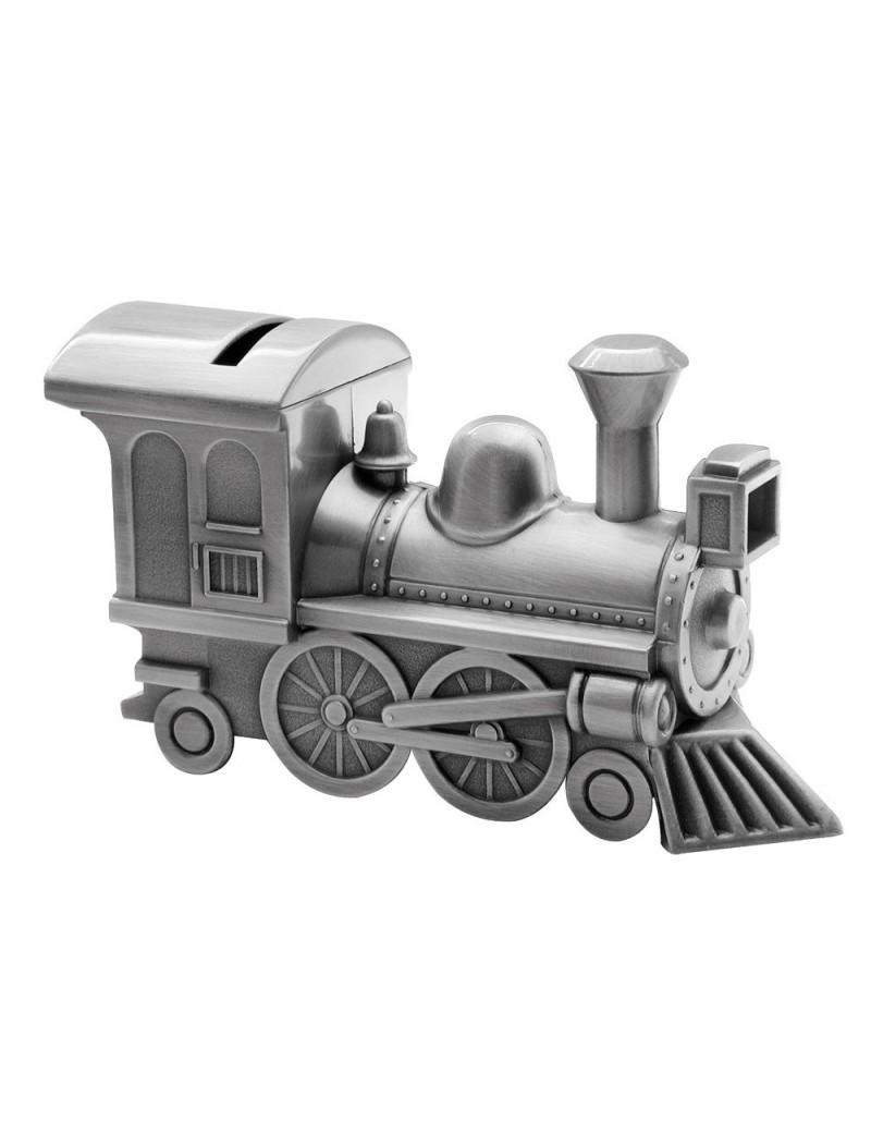 Sparebøsse - Lokomotiv i Sølvplet