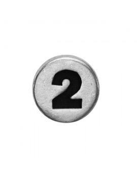 2 , Silver