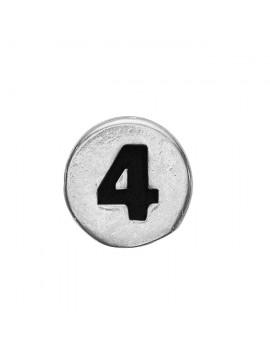 4 , Silver