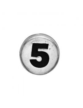 5 , Silver
