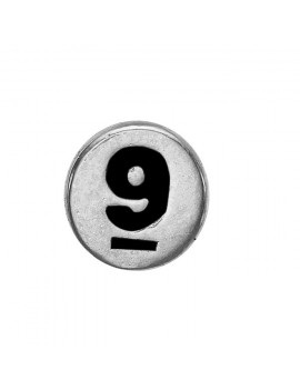 9 , Silver