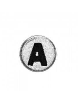 A, Silver