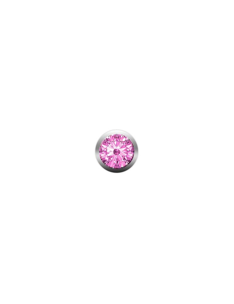 Pink Sapphire gemstone