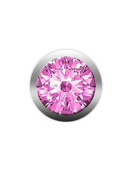 Collect Pink Sapphire Large