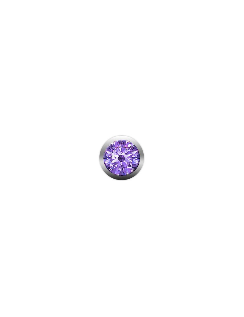 Collect Purple Amethyst Large