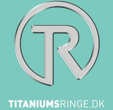 Titaniumsringe