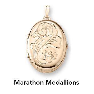 Marathon Medaljoner